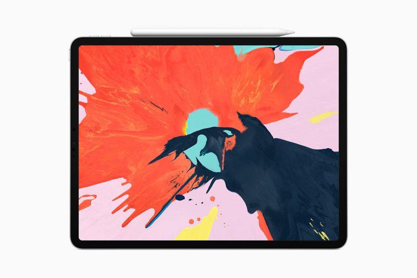 iPad Pro 2018 (תמונה: Apple)