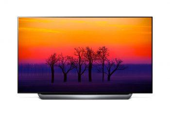 טלוויזיה LG OLED C8Y 4K בגודל 55 אינץ'