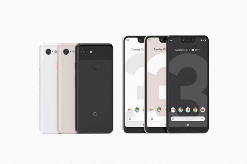 Pixel 3 (תמונה: Google)