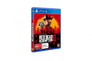 Red Dead Redemption 2 ל-PS4