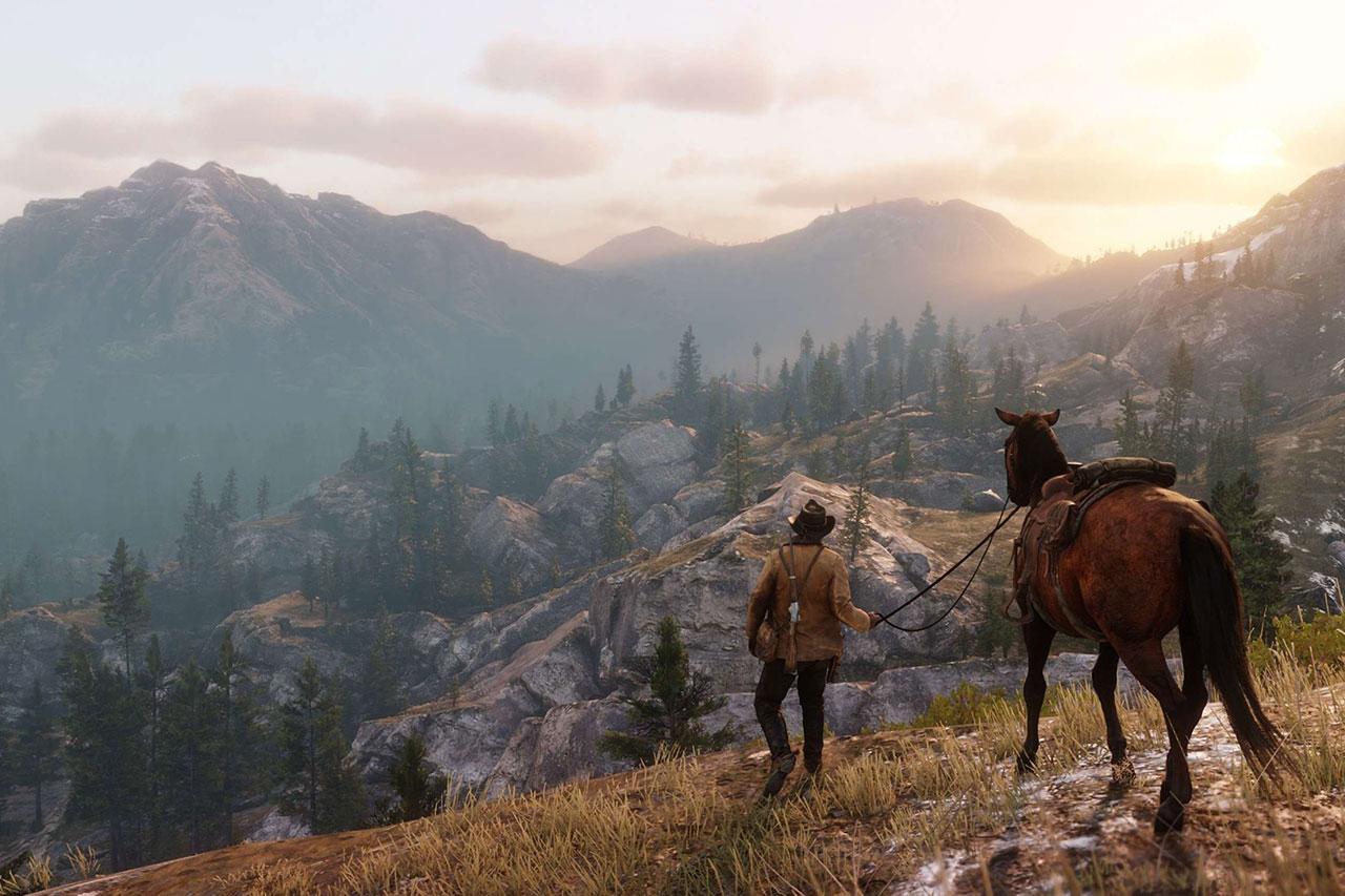 המשחק Red Dead Redemption 2 (תמונה: Rockstar)