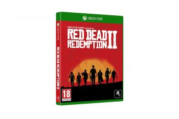 Red Dead Redemption 2 ל-Xbox One