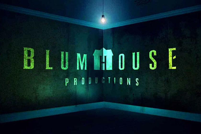 לוגו Blumhouse