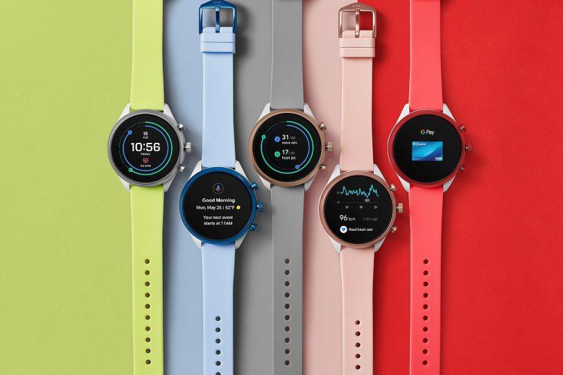 שעון Fossil Sport Smartwatch (מקור Fossil)