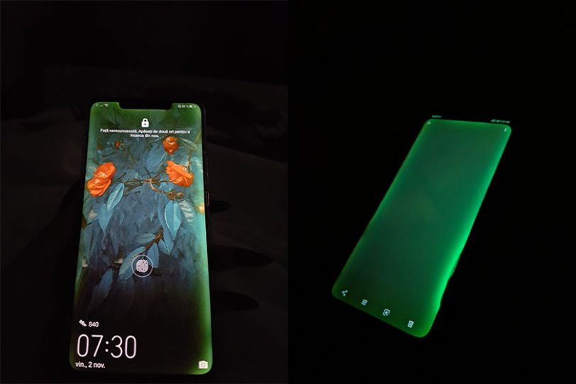 Huawei Mate 20 Pro (תמונה: Huawei Forums)