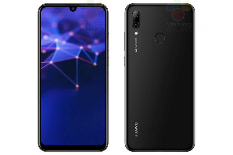 Huawei P Smart 2019 (תמונה: gizmochina)