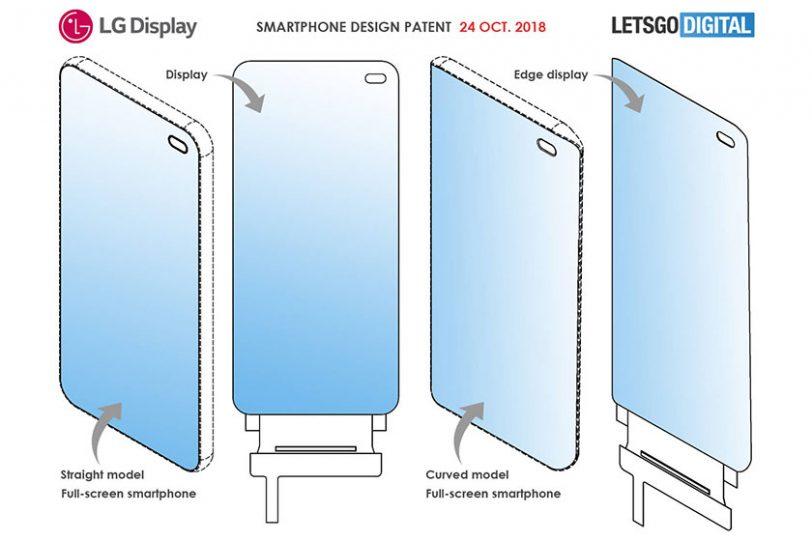 LG Patent (תמונה: letsgodigital)