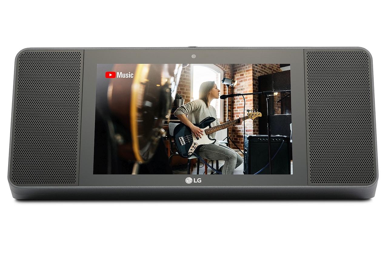 מסך חכם LG XBOOM AI ThinQ WK9 (מקור LG)