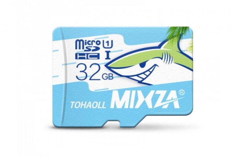 כרטיס זיכרון TOHAOLL MicroSD 32GB (תמונה: MIXZA)