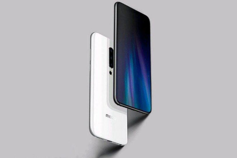 Meizu 16S Concept (תמונה: SlashLeaks)