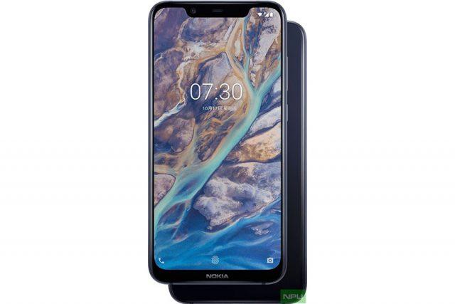 Nokia 8.1 (תמונה: NokiaPowerUser)
