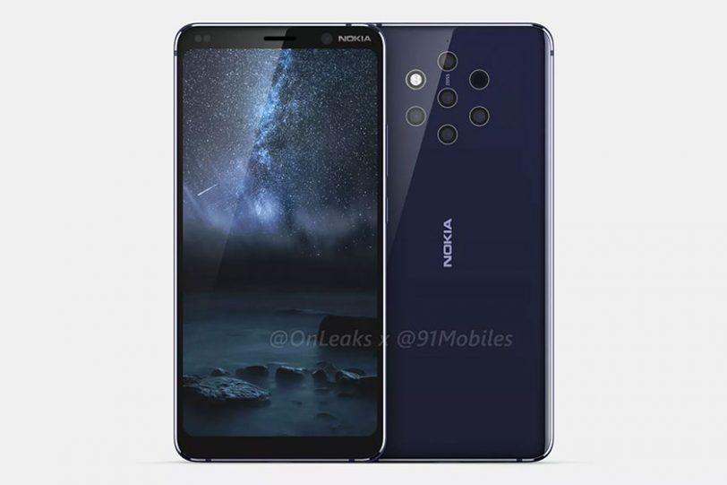 Nokia 9 (תמונה: 91mobiles)