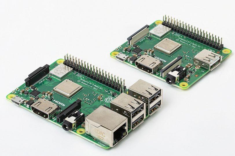 דגם +3B לעומת +3A החדש (מקור Raspberry Pi)
