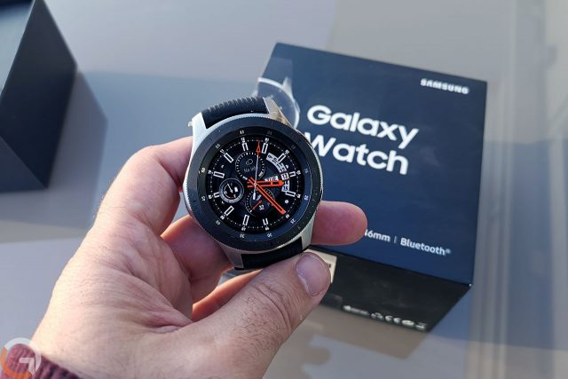 סקירה: Samsung Galaxy Watch – שעון חכם וקשוח