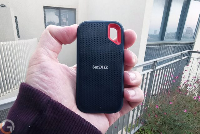 גאדג'טי מסקר: SanDisk Extreme Portable SSD – כונן SSD נייד ומהיר