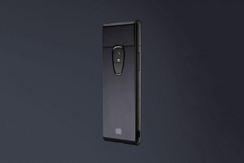 סמארטפון בלוקצ'יין FINNEY (תמונה: Sirin Labs)