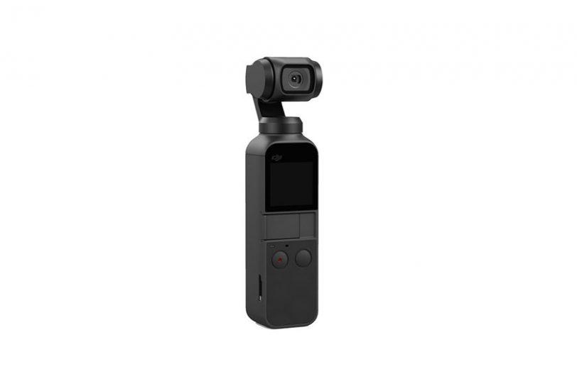 מייצב וידאו Osmo Pocket (תמונה: DJI)