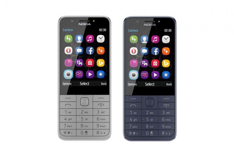 Nokia 230 (תמונה: HMD Global)