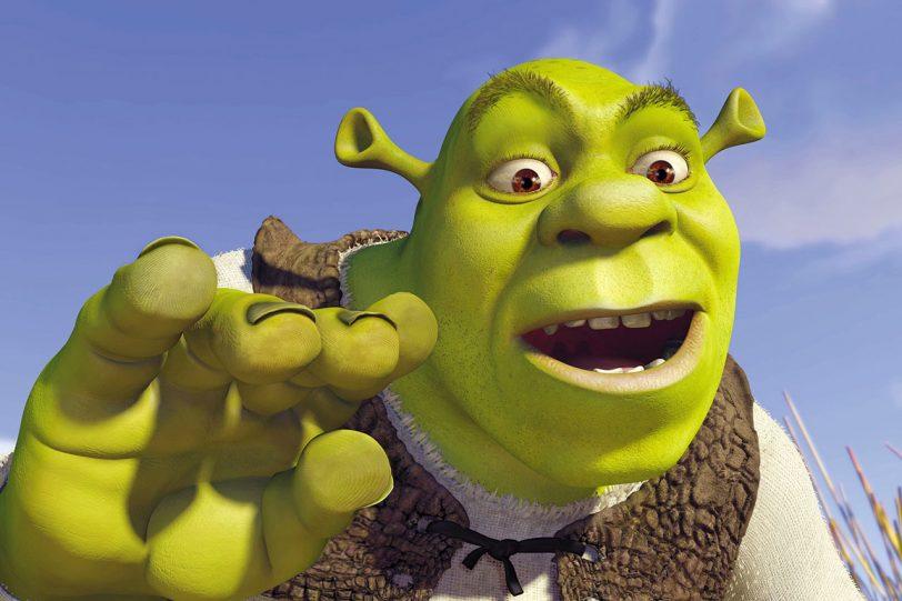 שרק (תמונה: DreamWorks)