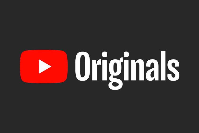 לוגו YouTube Originals