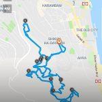 אפליקציית בריאות - סיכום פעילות