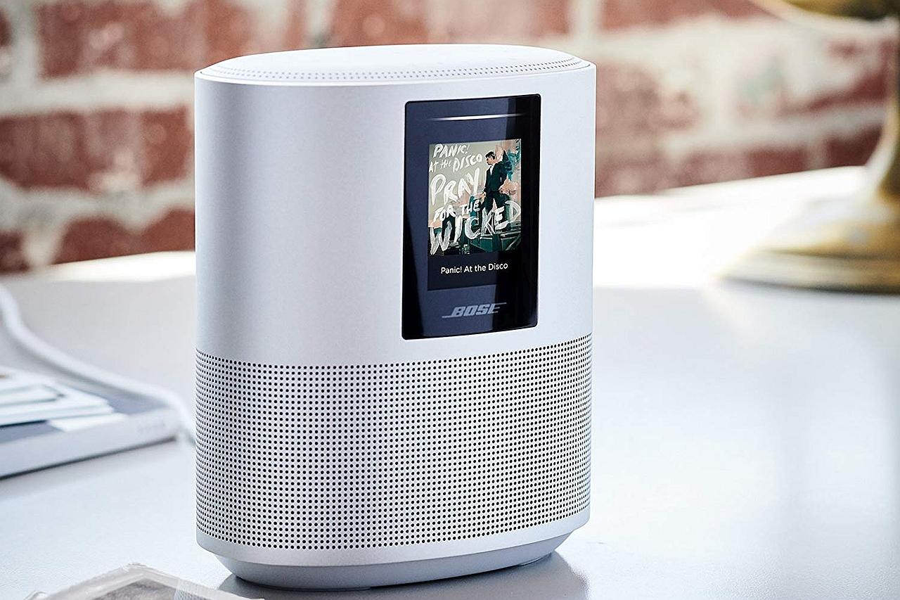 רמקול חכם BOSE Home Speaker 500 (מקור Bose)
