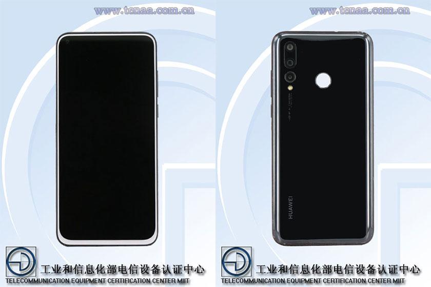 Huawei Nova 4 (תמונה: TENAA)