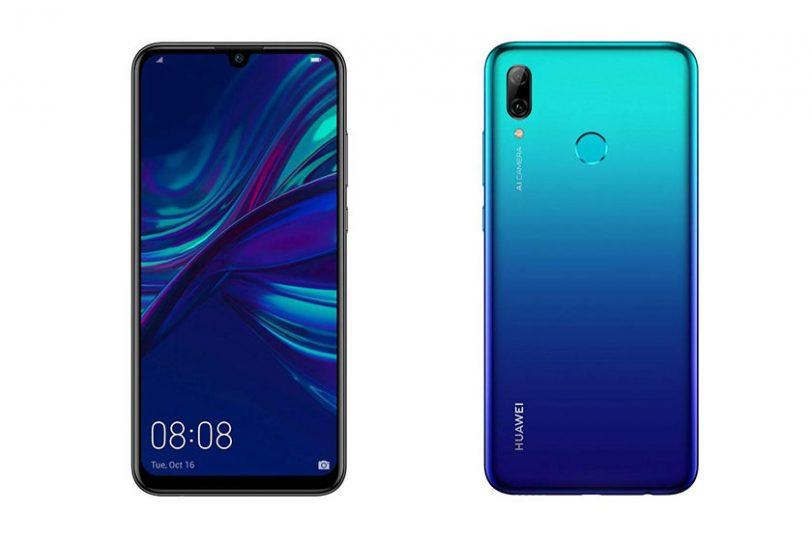 Huawei P Smart 2019 (תמונה: SlashLeaks)