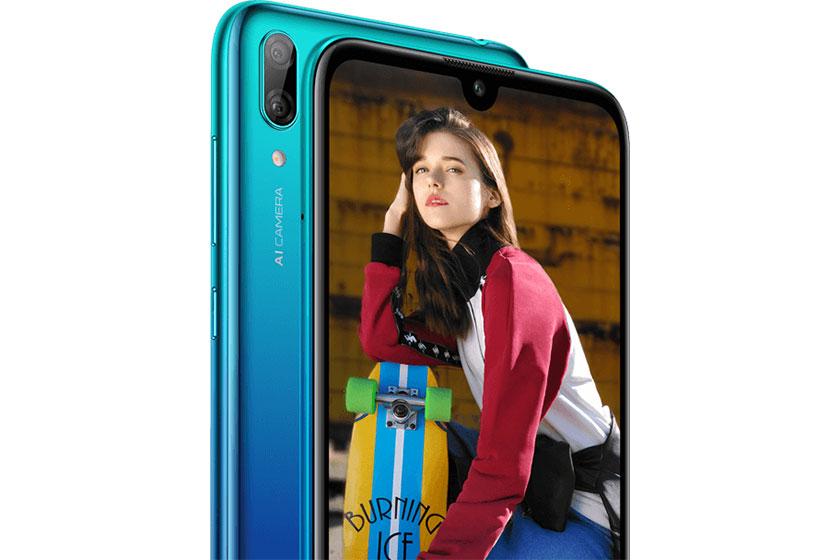 Huawei Y7 2019 (תמונה: winfuture)