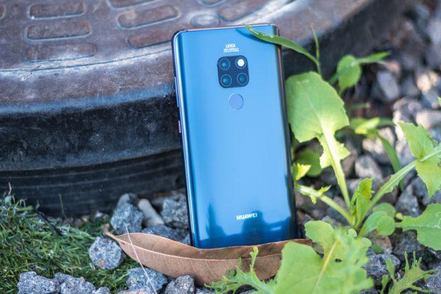 גאדג'טי מסקר: Huawei Mate 20 – נגיעה מהעתיד