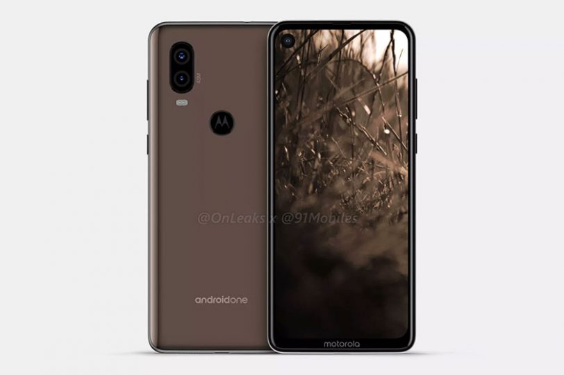 Motorola P40 (תמונה: 91mobiles)