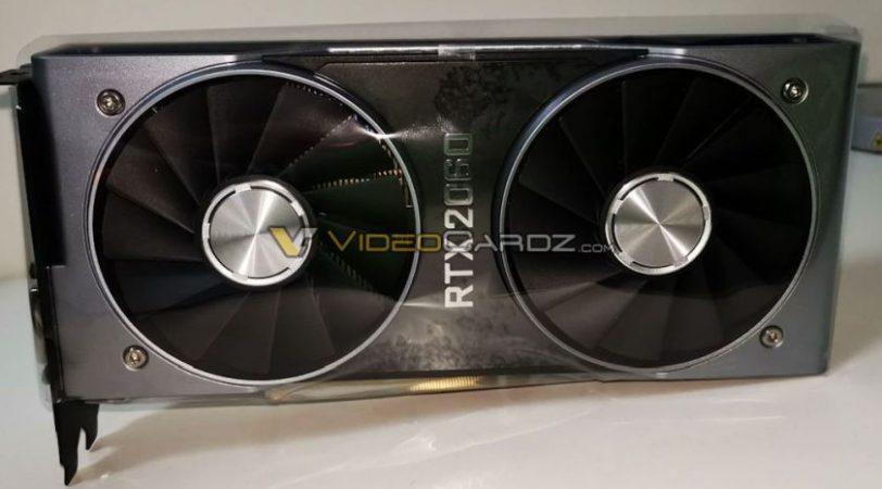 כרטיס RTX 2060 (מקור VideoCardz)
