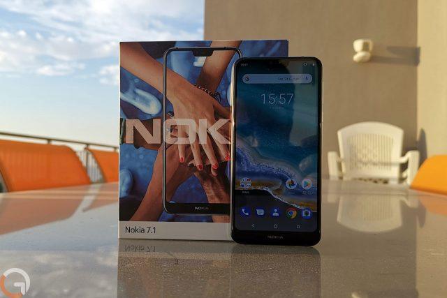 גאדג'טי מסקר: פתיחת קופסה והצצה ראשונה ל-Nokia 7.1