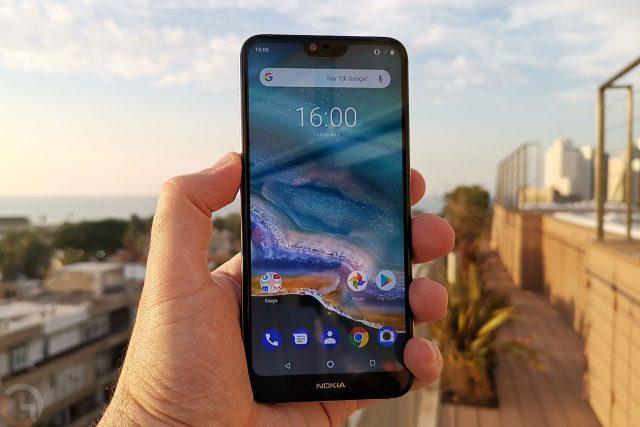 גאדג'טי מסקר: Nokia 7.1 – חזק במסך ובמצלמה