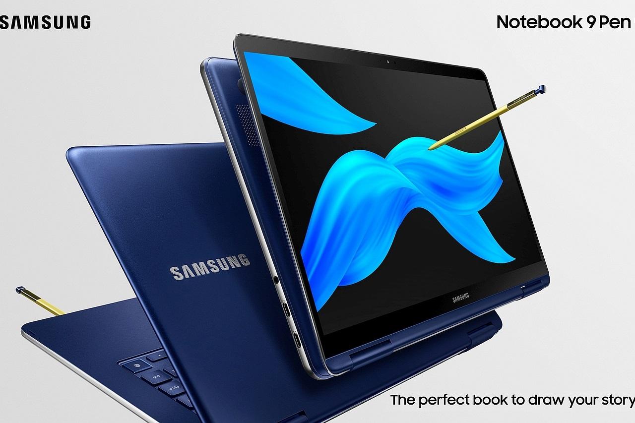 מחשב נייד Notebook 9 Pen 2019 (מקור סמסונג)