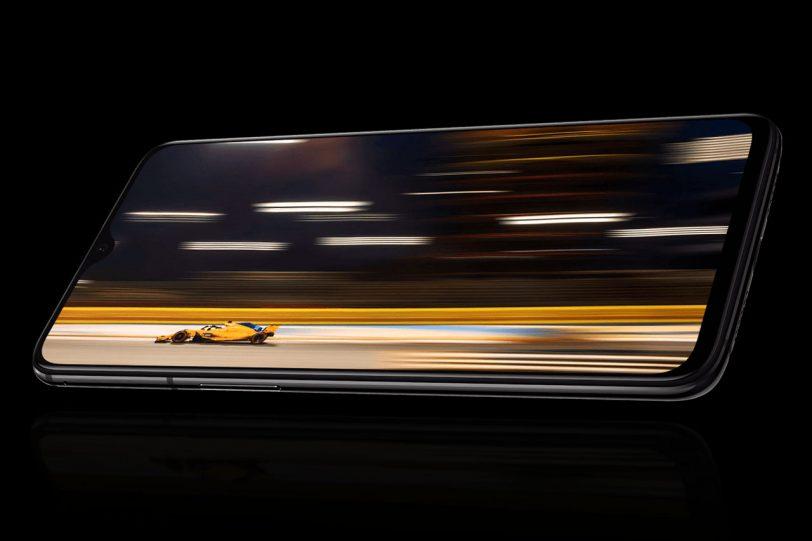OnePlus 6T McLaren Edition (תמונה: OnePlus)