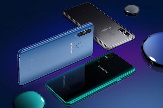 הוכרז: Samsung Galaxy A8s – עם מסך 6.4 אינץ' בעל חור עבור מצלמת הסלפי