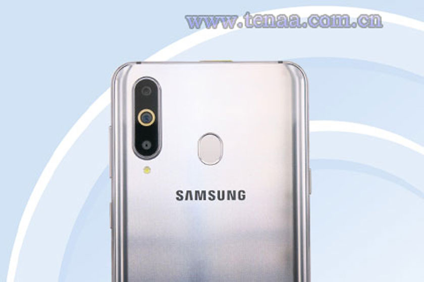 Samsung Galaxy A8s (תמונה: TENAA)
