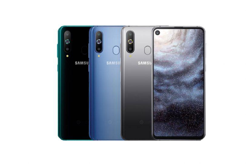 Samsung Galaxy A8s (תמונה: Samsung)