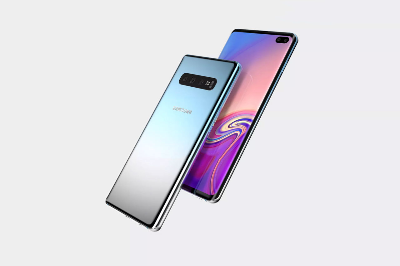 Samsung Galaxy S10 Plus (תמונה: Samsung)