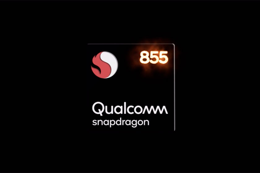 Snapdragon 855 (תמונה: Qualcomm)