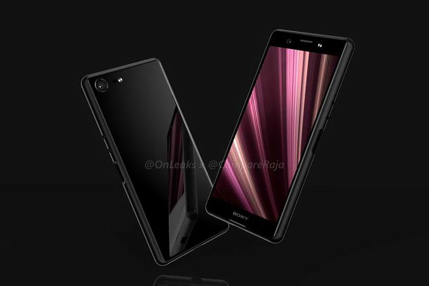 Sony Xperia XZ4 Compact (תמונה: compareraja)