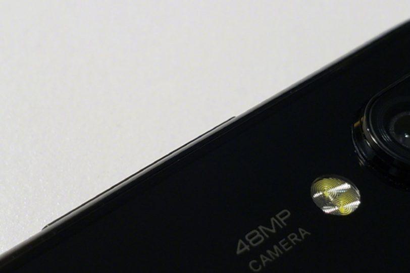 סמארטפון בעל מצלמת 48 מגה פיקסל מבית שיאומי (תמונה: Weibo)
