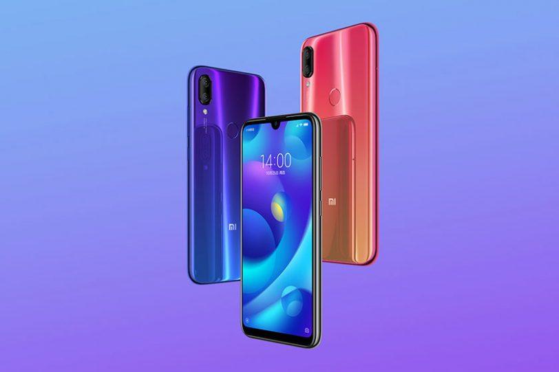 Xiaomi Mi Play (תמונה: שיאומי)