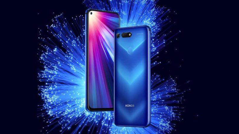 Honor V20 (תמונה: Huawei)