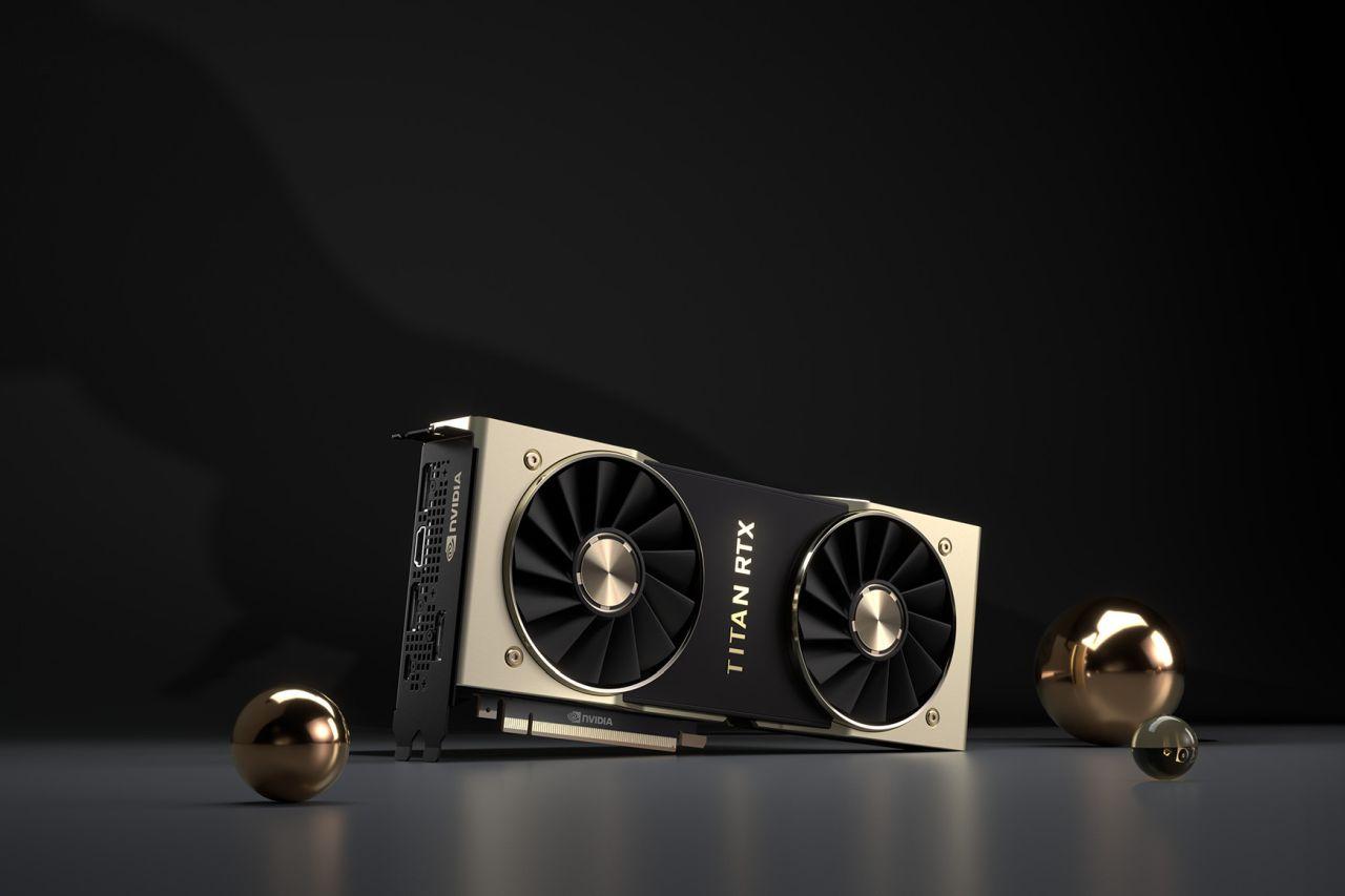 כרטיס Titan RTX (מקור נווידיה)