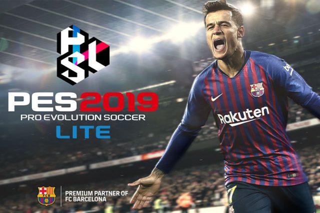 זמין להורדה: משחק הכדורגל PES 2019 מקבל גרסה חינמית