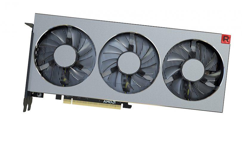 כרטיס מסך Radeon VII (מקור AMD)