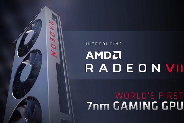 הוכרז: AMD Radeon VII – הדור הבא של כרטיסי המסך בייצור 7nm