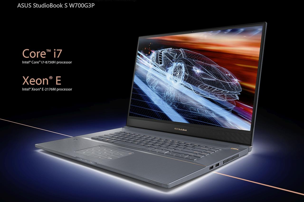 נייד StudioBook S W700G3P (מקור אסוס)